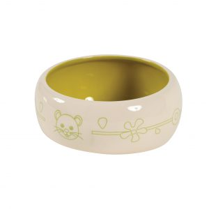 ZOLUX Miska ceramiczna dla gryzonia seledynowa 1l