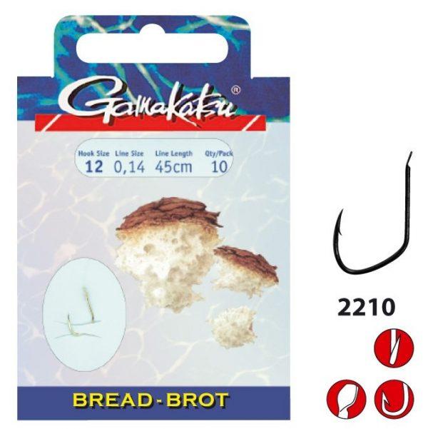haczyk gamakatsu bread jusmar.eu