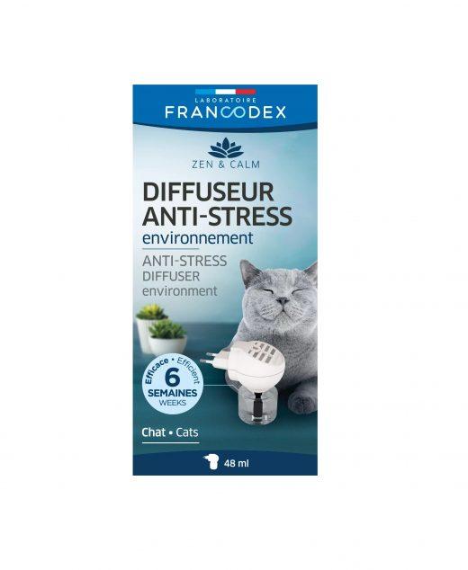 Francodex Dyfuzor przeciwstresowy dla kotów 48ml
