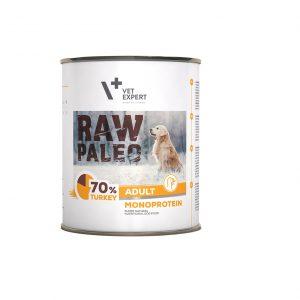 Raw Paleo Monoprotein Adult Turkey 800g
