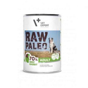 Raw Paleo Adult Beef&Rabbit 400g
