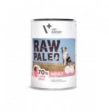 Raw Paleo Adult Lamb&Veal 400g