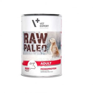 Raw Paleo Adult Monoprotein Beef 400g