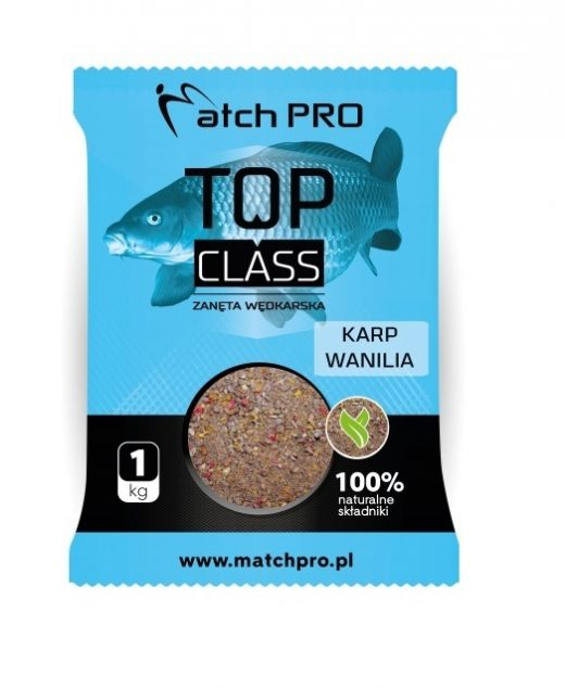 Zanęta MatchPro TOP CLASS KARP WANILIA 1kg