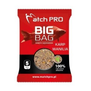 Match PRO zanęta Big Bag leszcz wanilia 5kg