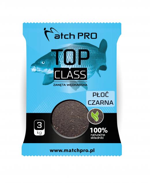 Match PRO zanęta Top Class płoć czarna 3kg