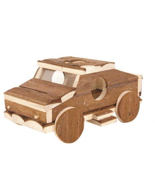 Panama Pet drewniany samochód dla gryzoni