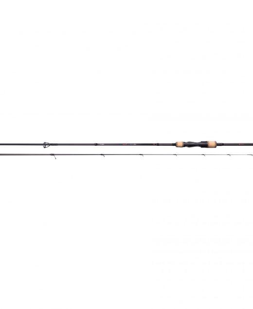 Mikado Spin Red Cut Light JIG 2.44m 3-15g