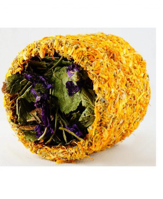 Ham Stake tunel nagietkowy z ziołami i kwiatami
