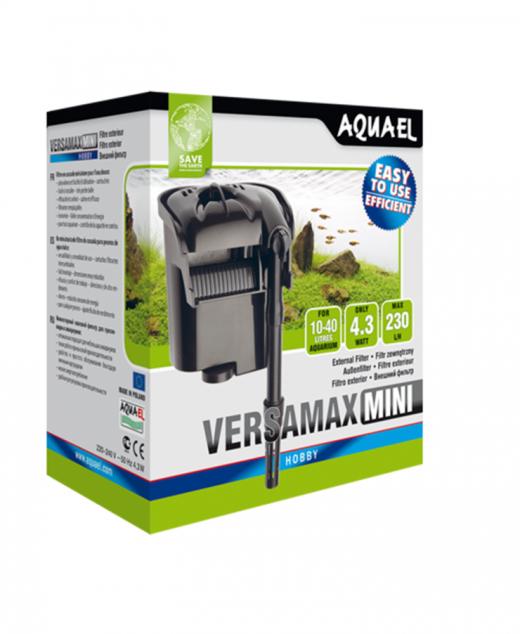 Aquael Filtr Versamax Mini 10-40L