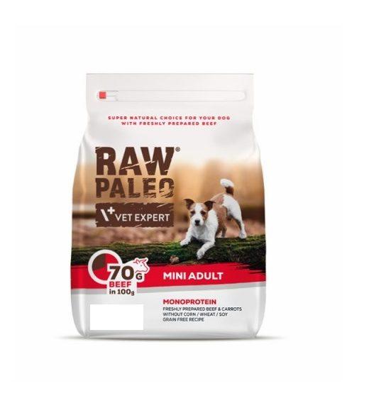 Raw Paleo Mini Adult Beef 2.5kg